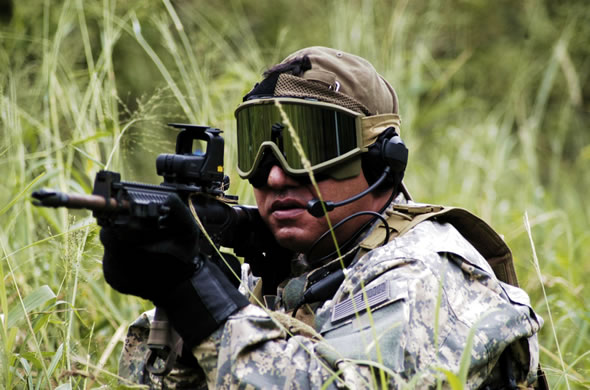 Military Simulation Airsoft Games